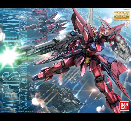 "Bandai 178383 Aegis Gundam ""Gundam SEED"", Bandai MG"