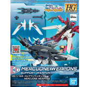 Bandai Mercuone Weapons HGBD:R