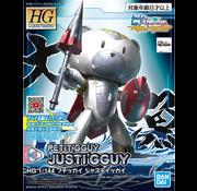 Bandai JUSTI`GGUY (Justice Knight) HGPG