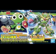 Bandai Keroro Gunso and Keroro Robot  Anniversary Special