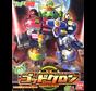 153263 DX-03 Team Keroro Mk.II God Keron Sgt Frog