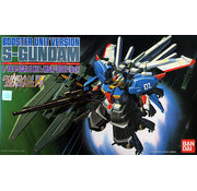 Bandai S Gundam with  Booster Unit UC