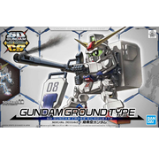 Bandai Ground Gundam SDCS