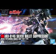 Bandai Silver Bullet Suppressor HGUC