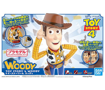 Bandai Woody: Toy Story 4