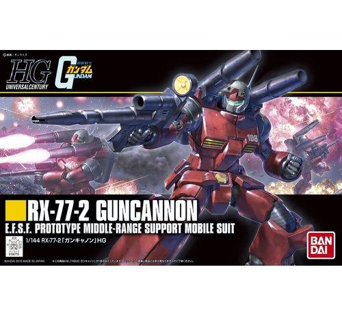 Bandai 5057402 RX-77 GUNCANNON HGUC 1:144