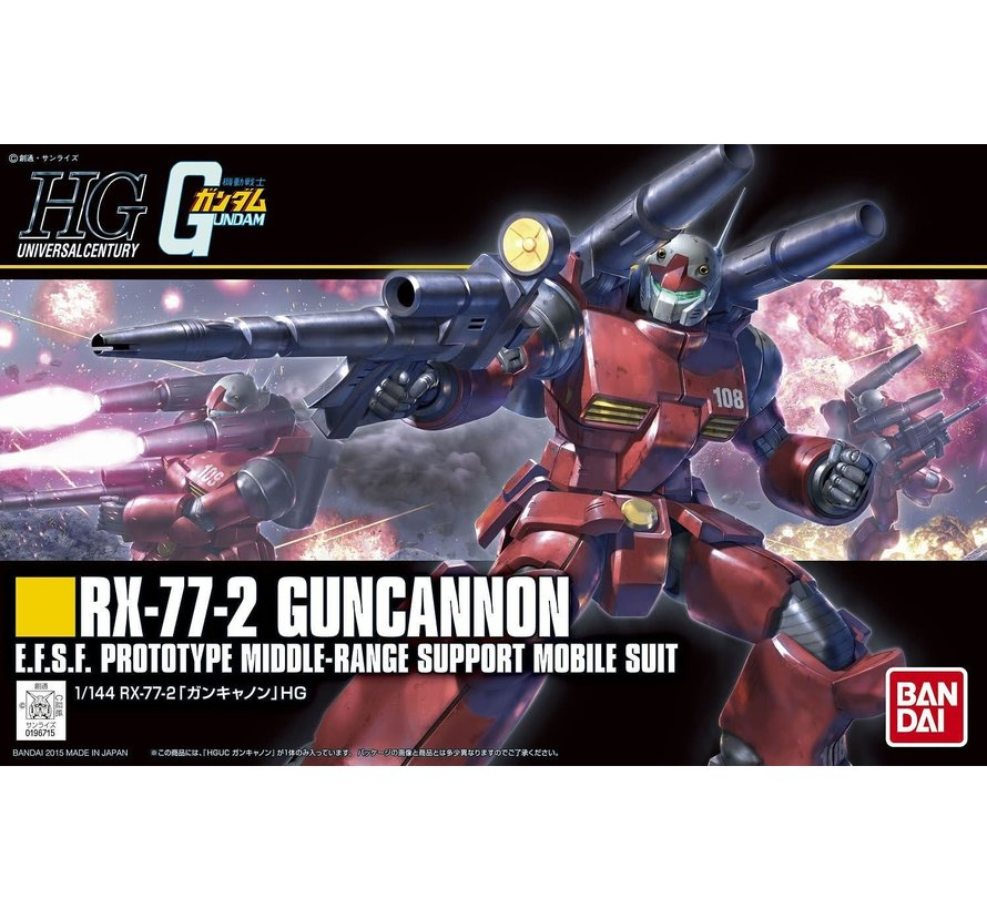 5057402 RX-77 GUNCANNON HGUC 1:144