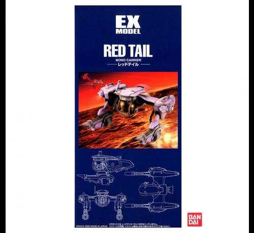 Bandai 107589 Ex-06 Red Tail Cowboy Bebop EX Model