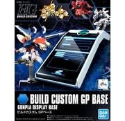 """Bandai 000 Build Custom """"Gp Base"""""""