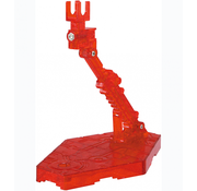 Bandai ACTION BASE 2 (SPARKLE CLEAR RED)