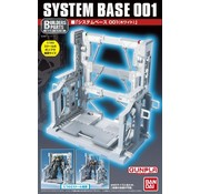 Bandai SYSTEM BASE 001 (WHITE)