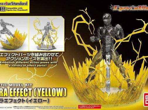 Bandai Aura Effect (Yellow)