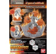 Bandai Burst Effect (Orange)