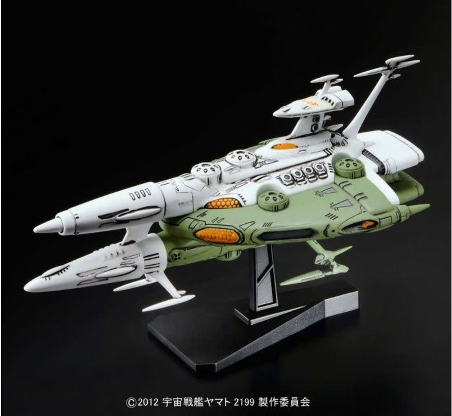 191401 #06 LASCAUX CLASS Space Battleship Yamato 2199 Mecha-Collection