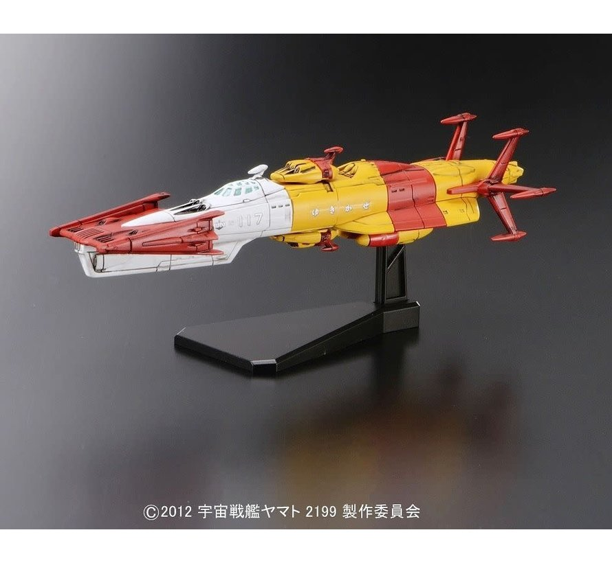 189485 #02 YUKIKAZE Space Battle Ship Yamato2199 Mecha-Collection