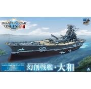 Aoshima (AOS) Phantom Battleship Yamato