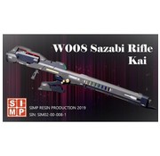 Super Indoors Men Pro (SIM) Space Long Rifle 1/144