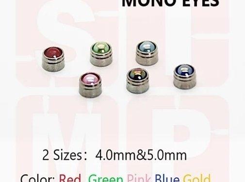 Super Indoors Men Pro (SIM) Monoeye/Scope (4mm Green) x1