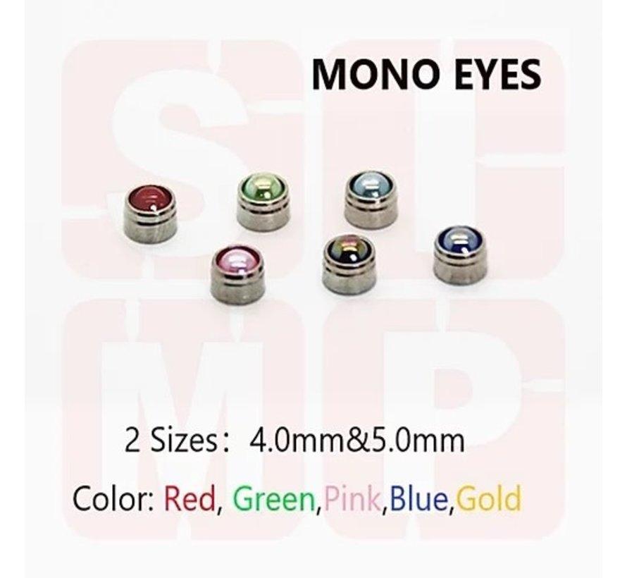 0700ME54 Monoeye/Scope 5mm Blue