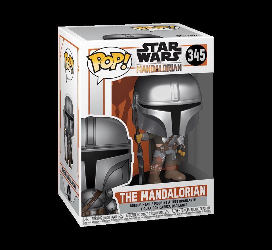 45545 Star Wars : The Mandalorian (Final) Pop! Vinyl Figure