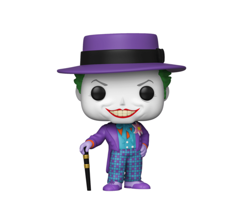 Funko Pop! 47709 Batman 1989 Joker Pop! Vinyl Figure