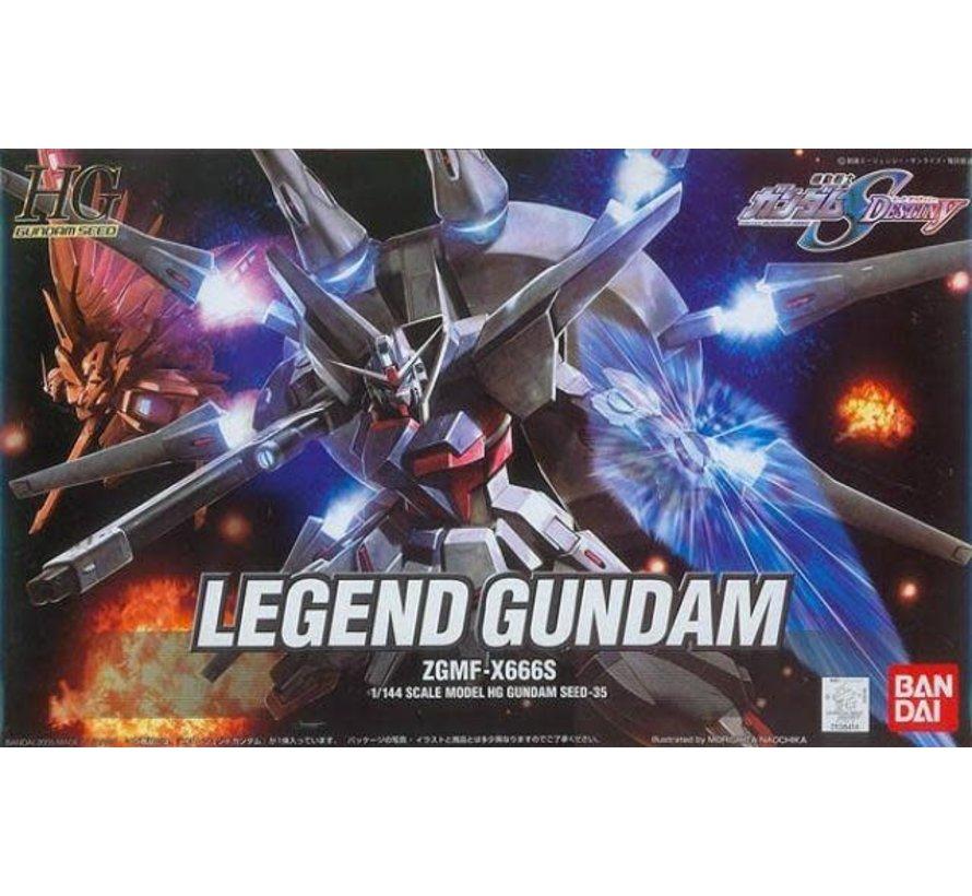 5055718 #35 Legend Gundam Seed Destiny