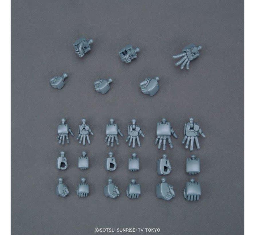 208102 Jigen Build Knuckles (round) HGBC