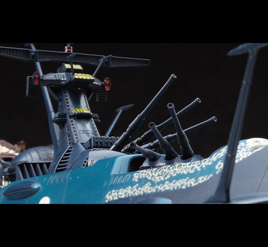 64508 Space Pirate Battleship Arcadia Second Ship (Phantom Death Shadow Conversion)