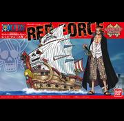 Bandai Red Force Ship