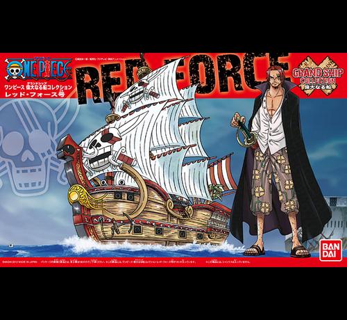 Bandai 5057428 #04 Red Force Model Ship, Bandai One Piece GSC