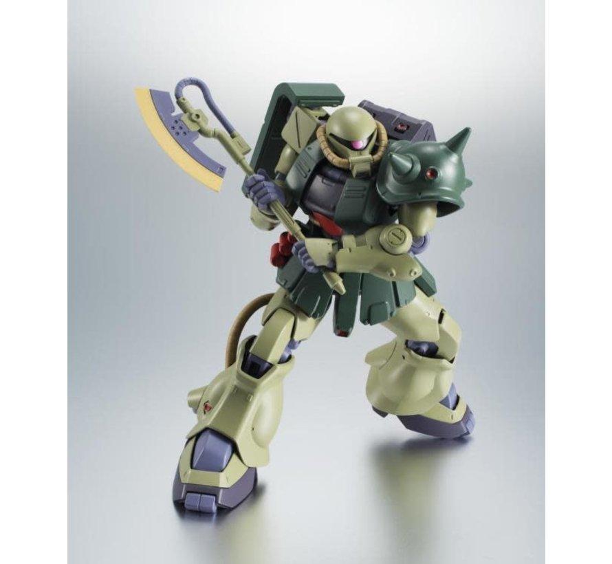 "22575 MS-06FZ Zaku II FZ Ver. A.N.I.M.E. ""Mobile Suit Gundam: 0080 War In The Pocket"", Bandai Robot Spirits"