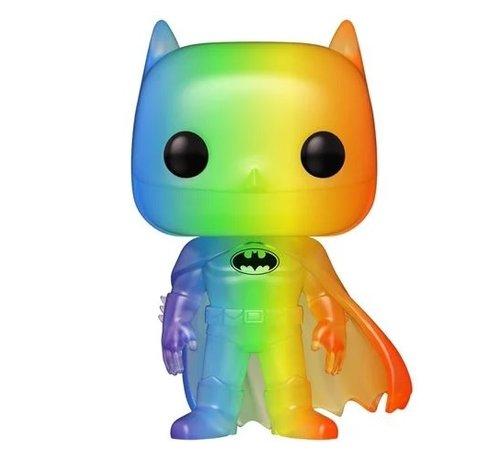 Funko Pop! 49844 Batman Pride 2020 Rainbow Pop! Vinyl Figure