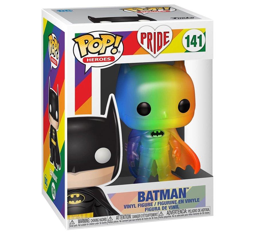 49844 Batman Pride 2020 Rainbow Pop! Vinyl Figure