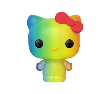 Funko Pop! Hello Kitty Pride 2020 Rainbow Pop!