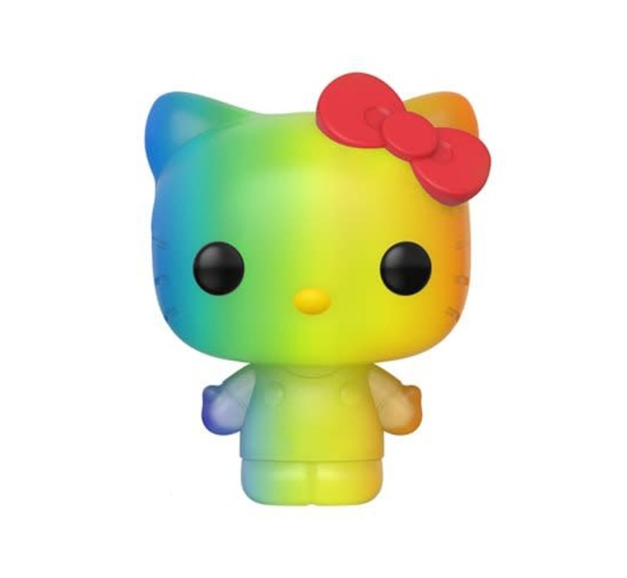49843  Hello Kitty Pride 2020 Rainbow Pop! Vinyl Figure