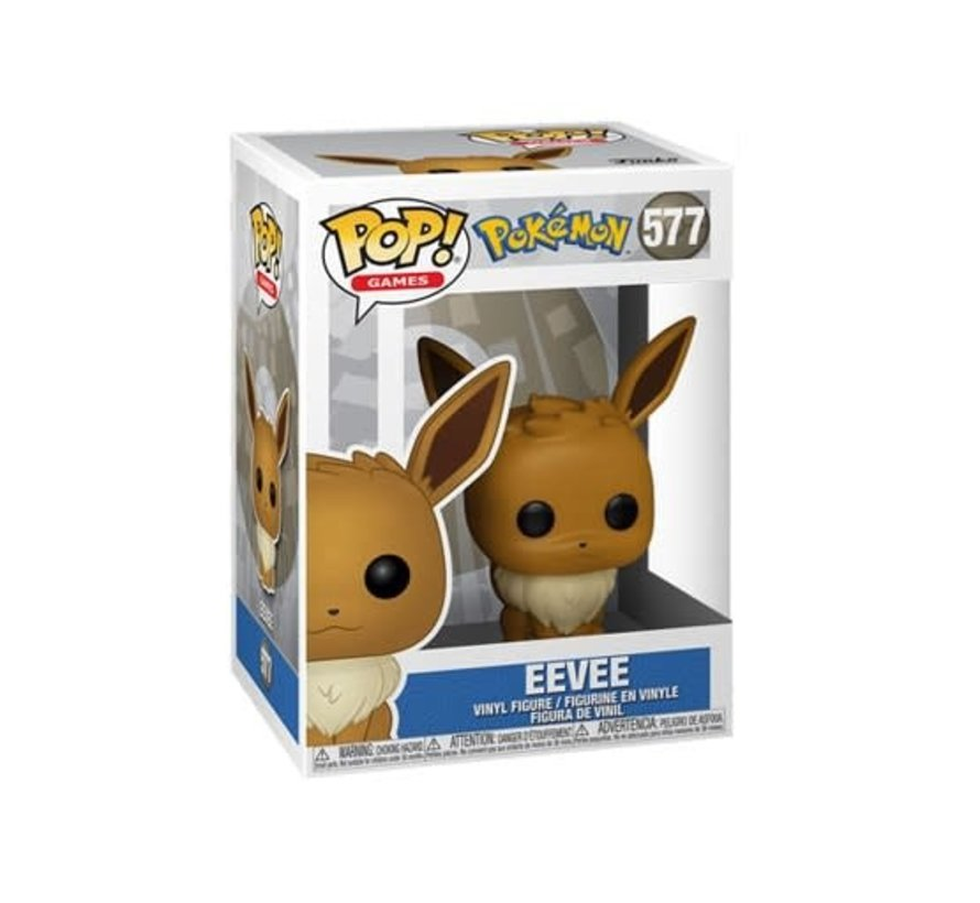 46779 Pokemon Eevee Pop! Vinyl Figure