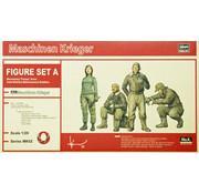 Hasegawa (HSG) Figure Set A Maschinen Krieger 1/20