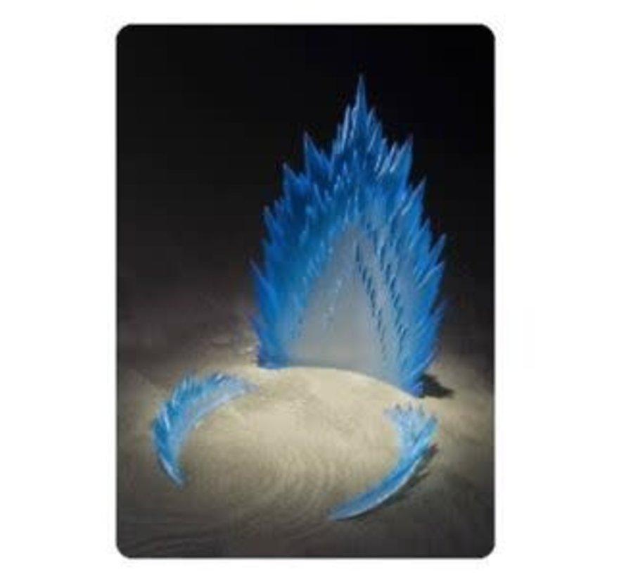 01284 Energy Aura (Blue ver.), Tamashii Effect