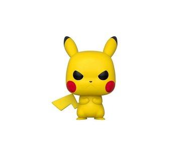 Funko Pop! Grumpy Pikachu Pop!