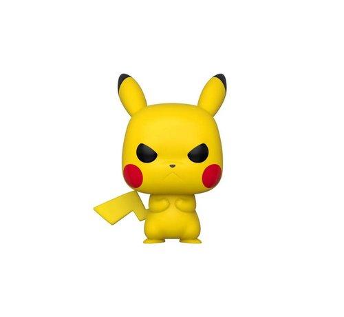 Funko Pop! 48401 Pokemon Grumpy Pikachu Pop! Vinyl Figure