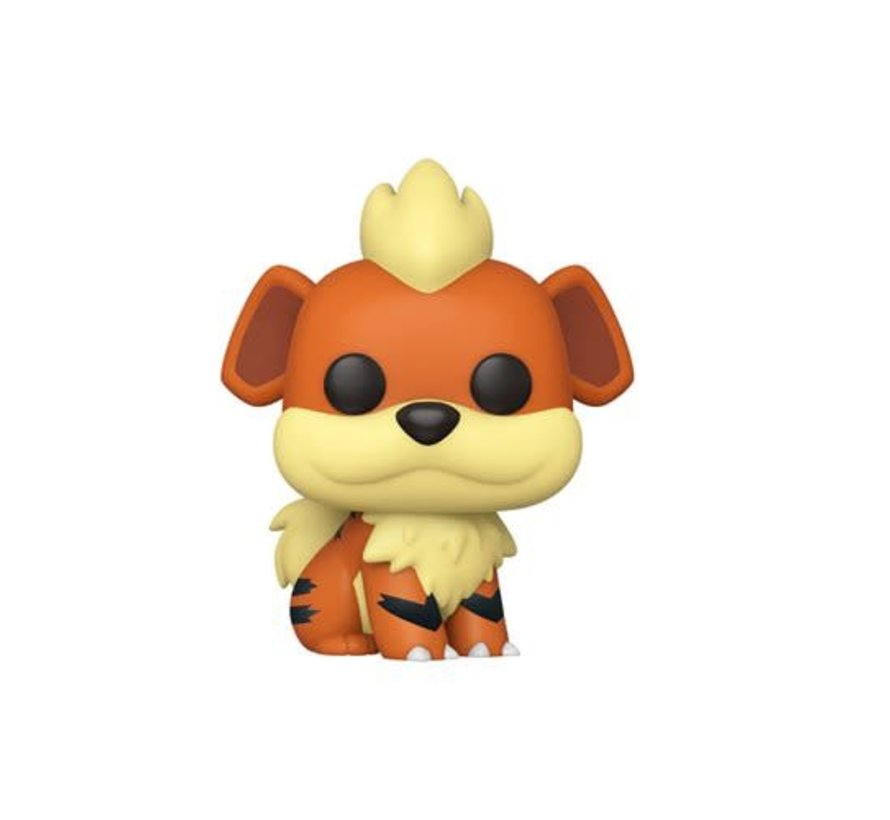 48400 Pokemon Growlithe Pop! Vinyl Figure