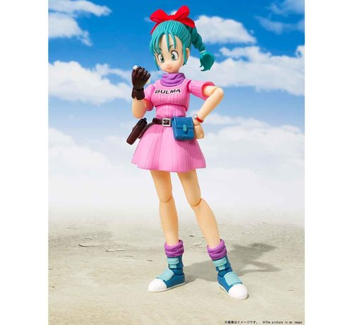 "Bandai 57672 Bulma -Adventure Begins- ""Dragon Ball"", Bandai S.H.Figuarts"
