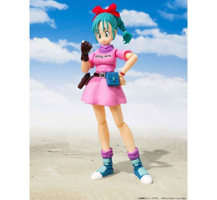 "57672 Bulma -Adventure Begins- ""Dragon Ball"", Bandai S.H.Figuarts"