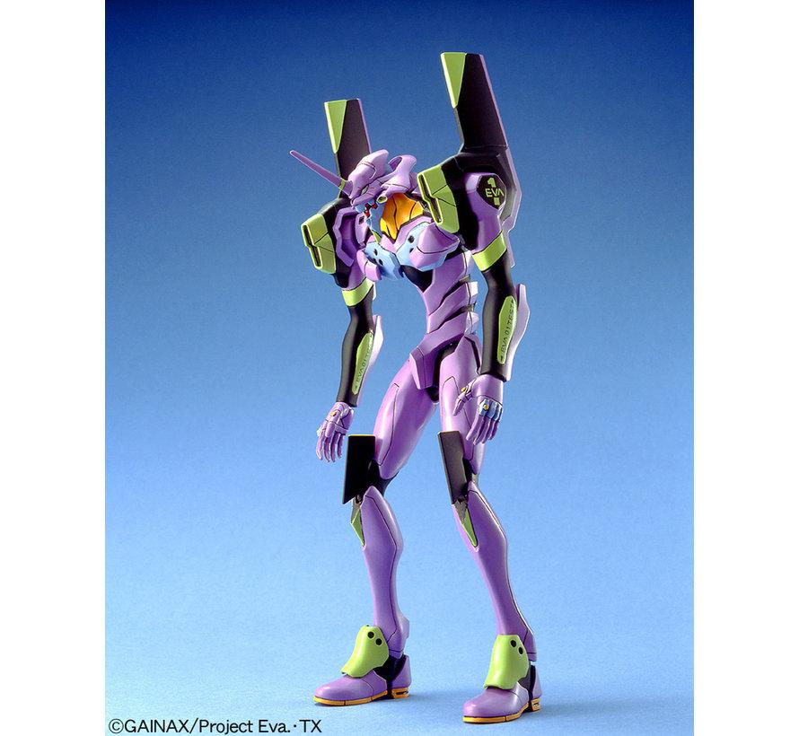 "054295 #001 EVA-01 Test Type ""Evangelion"", Bandai HG Evangelion"