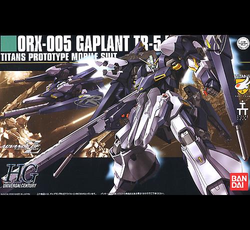 Bandai 5060663 #73 ORX-005 GAPLANT TR-5 Hrairoo HGUC