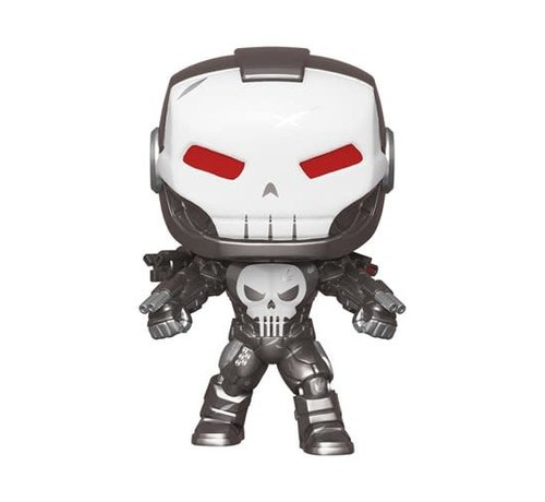 Funko Pop! 198704 Marvel Punisher War Machine Pop! Vinyl Figure - PX