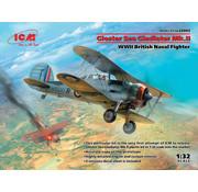 ICM Models (ICM) 32042 WWII Gloster Sea Gladiator Mk II  1/32