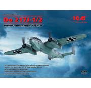 ICM Models (ICM) 48272 WWII German Do217J1/2 Night Fighter 1/48