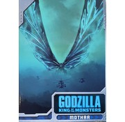 "NECA Godzilla - King of Monsters - 12"" Wing-to-Wing Action Figure - Mothra ""Poster Version"""