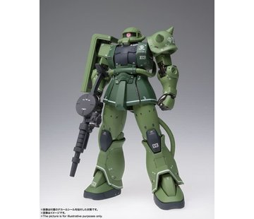 "Bandai Zaku II Type C ""Mobile Suit Gundam: The Origin"""